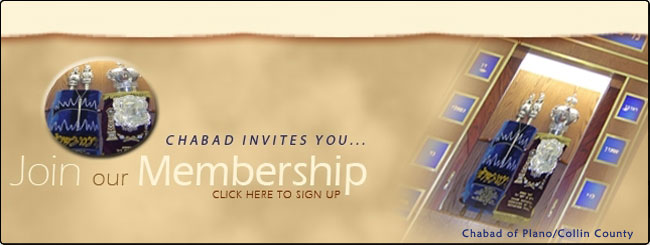Become a Member of Chabad