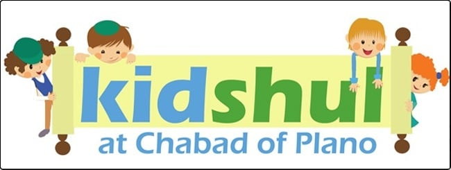 Chabad of Plano/Colin County | Weekly KidShul